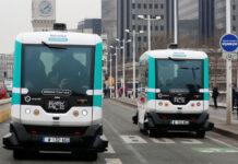 autobuse fără șofer